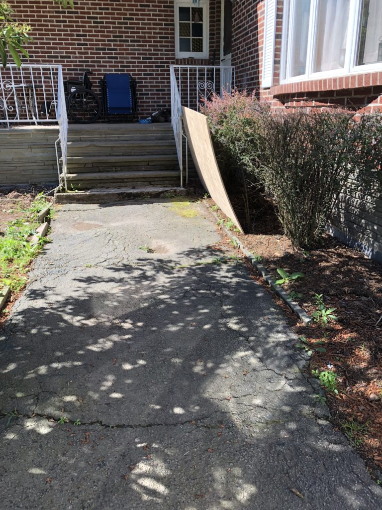 Custom Ramps available through Northeast Accessibility