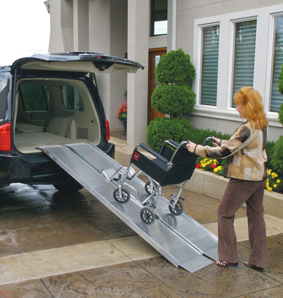 Portable Ramps available through Northeast Accessibility