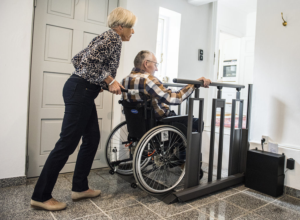 FlexStep available through Northeast Accessibility