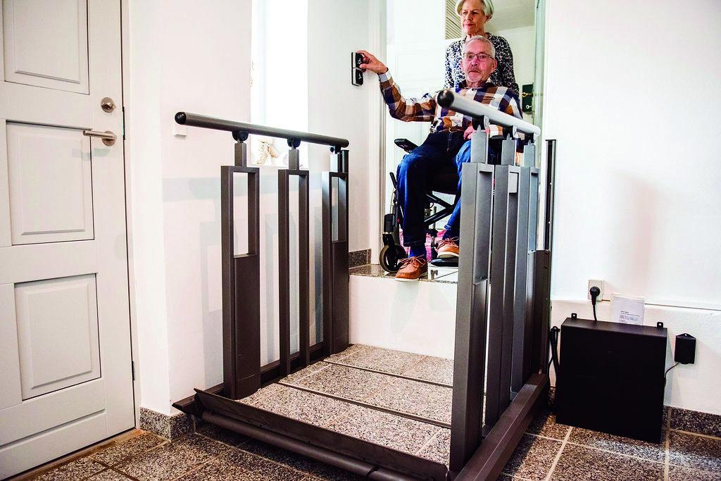 FlexStep available through Northeast Accessibility